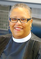 photo of The Rev. Renee Fenner