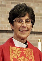 photo of The Rev. Mary Haggerty